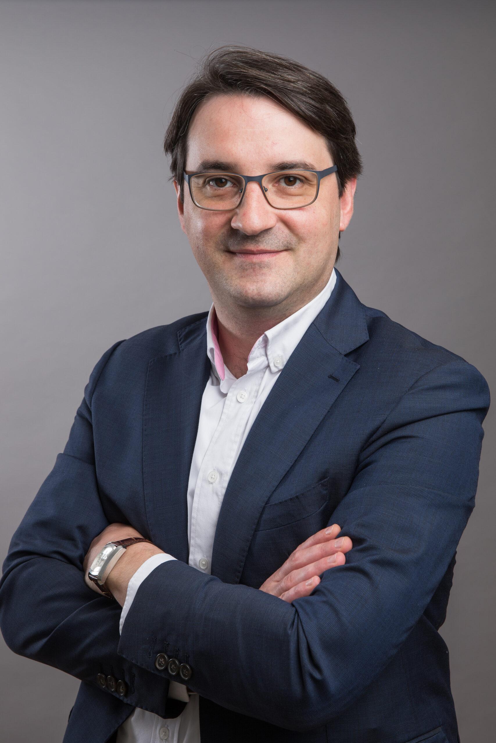 Léonard Lasnel, pour une mission d'expertise DPI